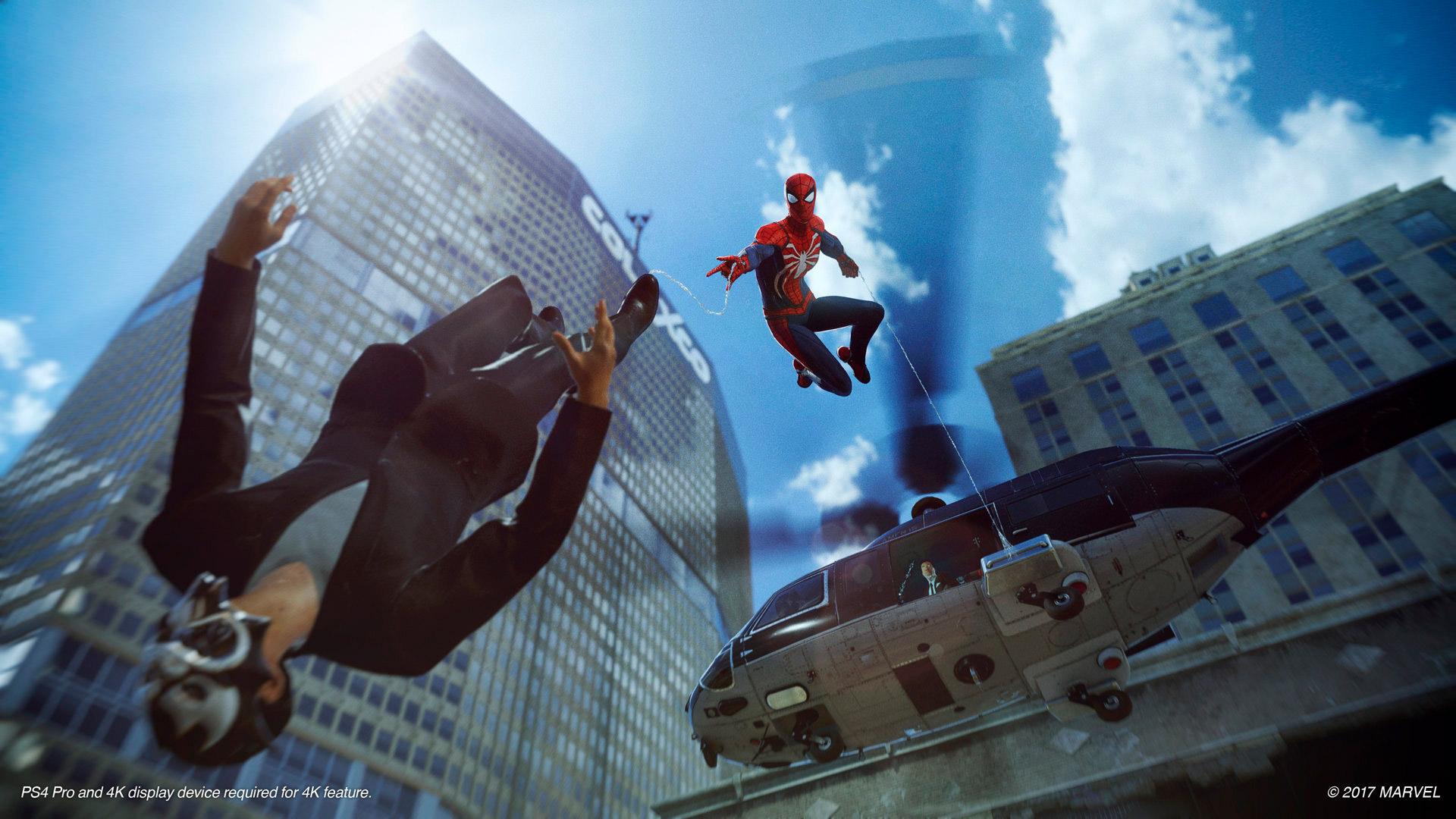 Человек-паук изображение 7