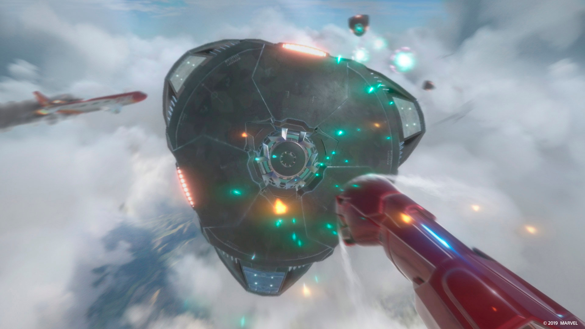 Marvel's Iron Man VR изображение 4