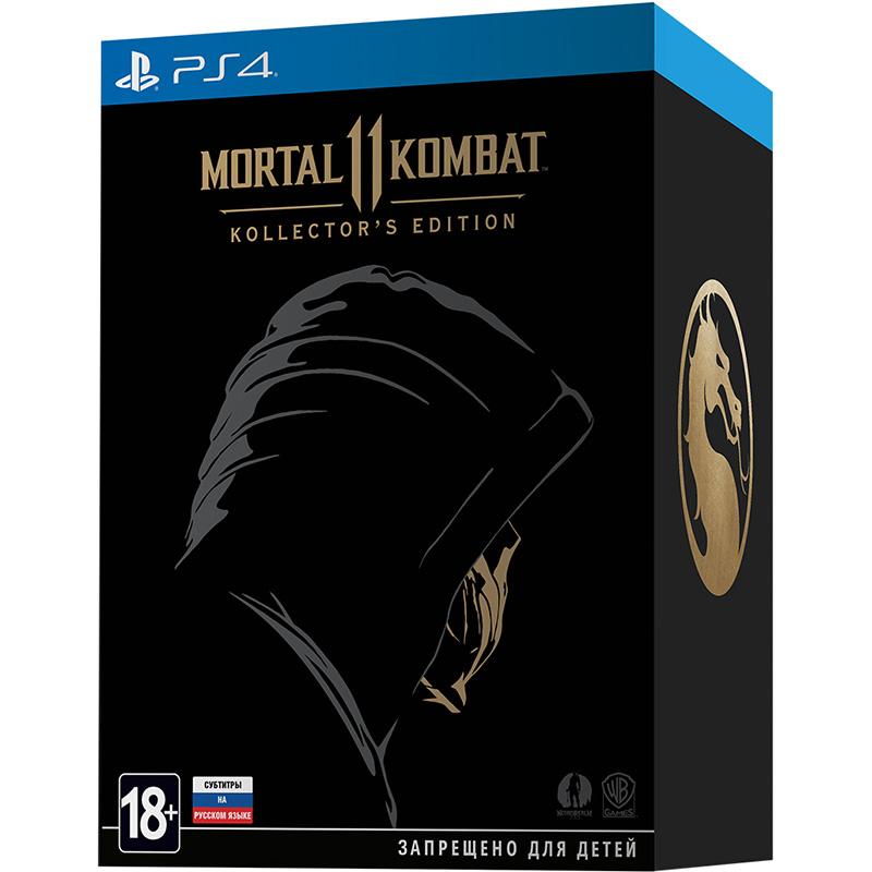 Mortal Kombat 11 Ultimate. Kollector's Edition