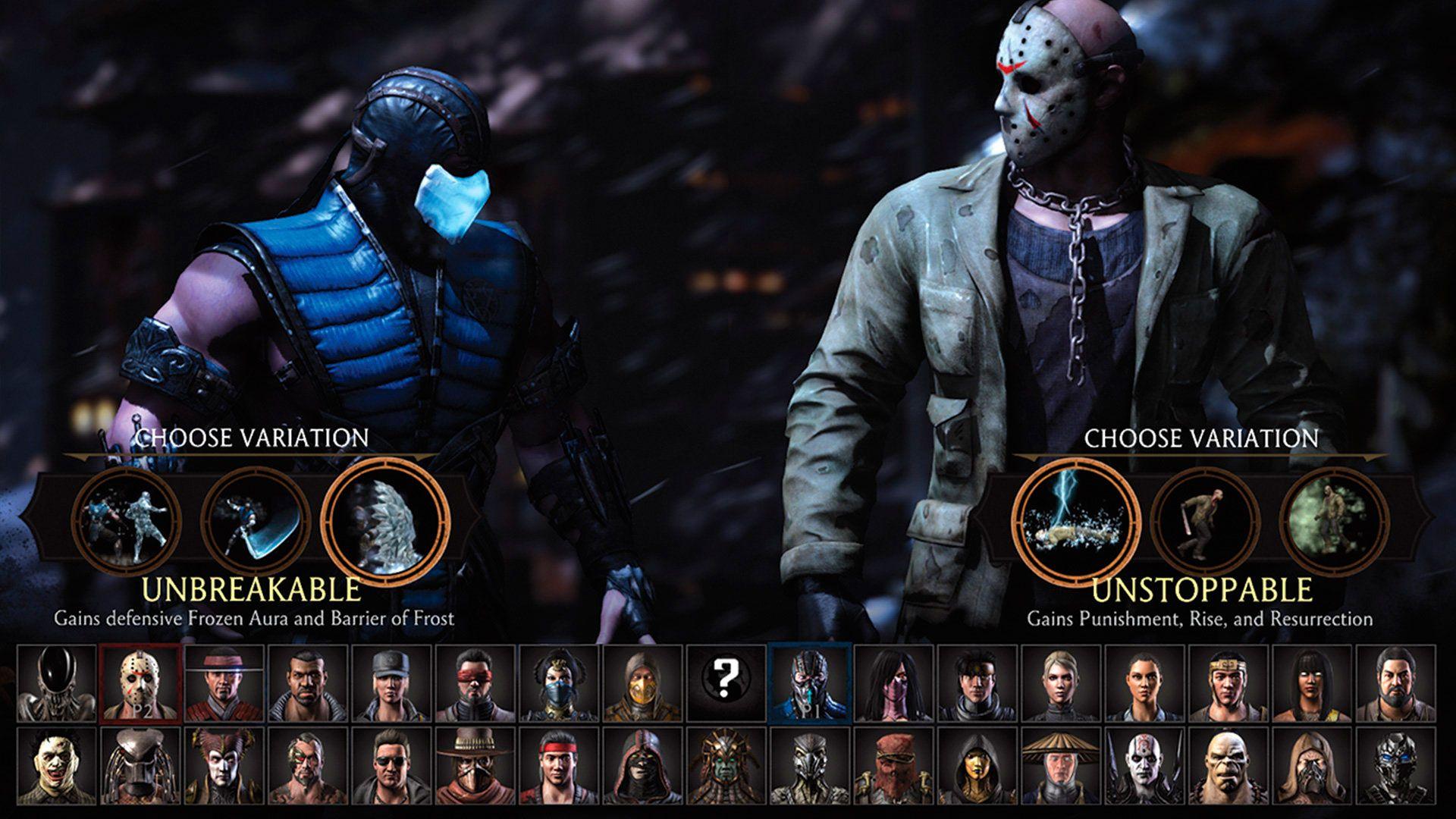 Mortal Kombat XL изображение 0