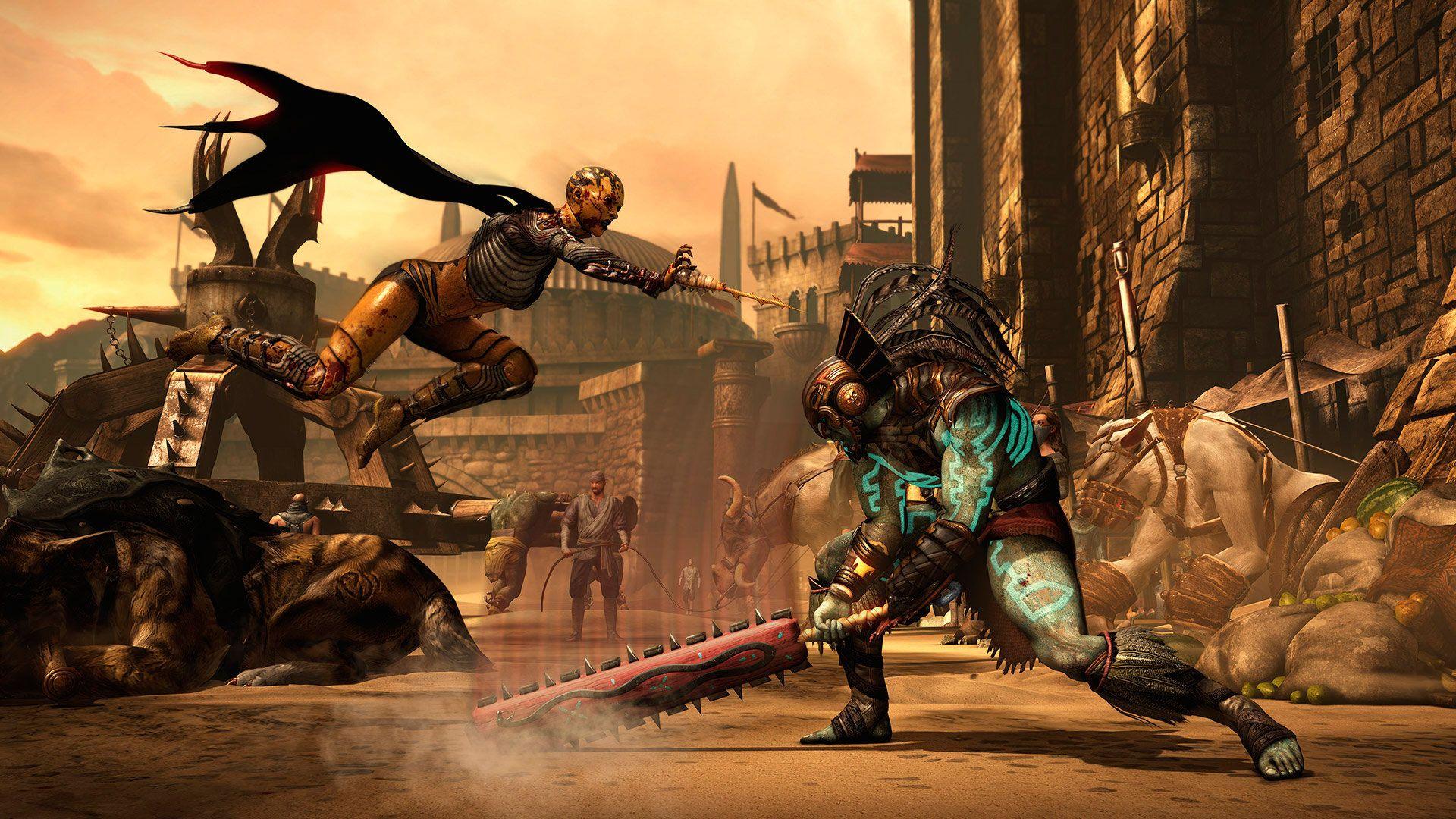 Mortal Kombat XL изображение 4