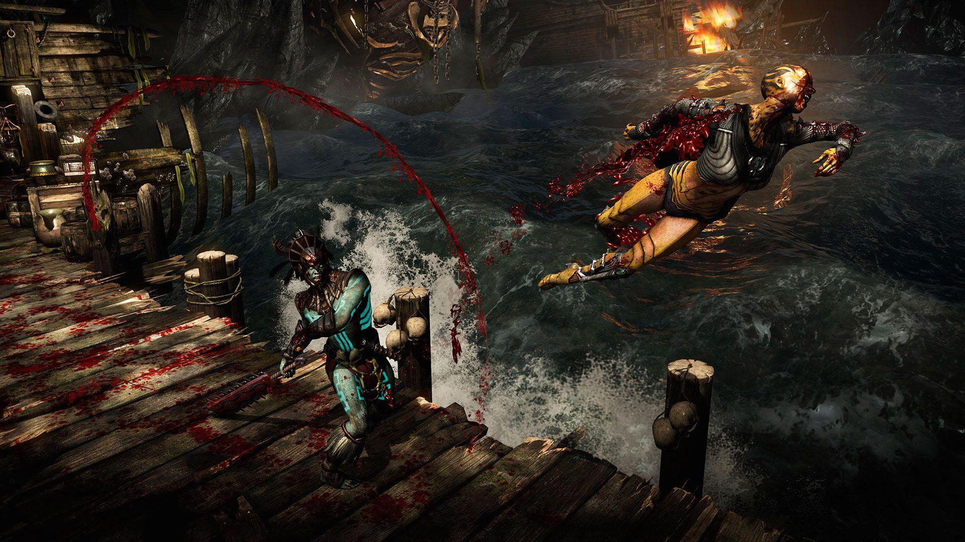 Mortal Kombat XL изображение 6