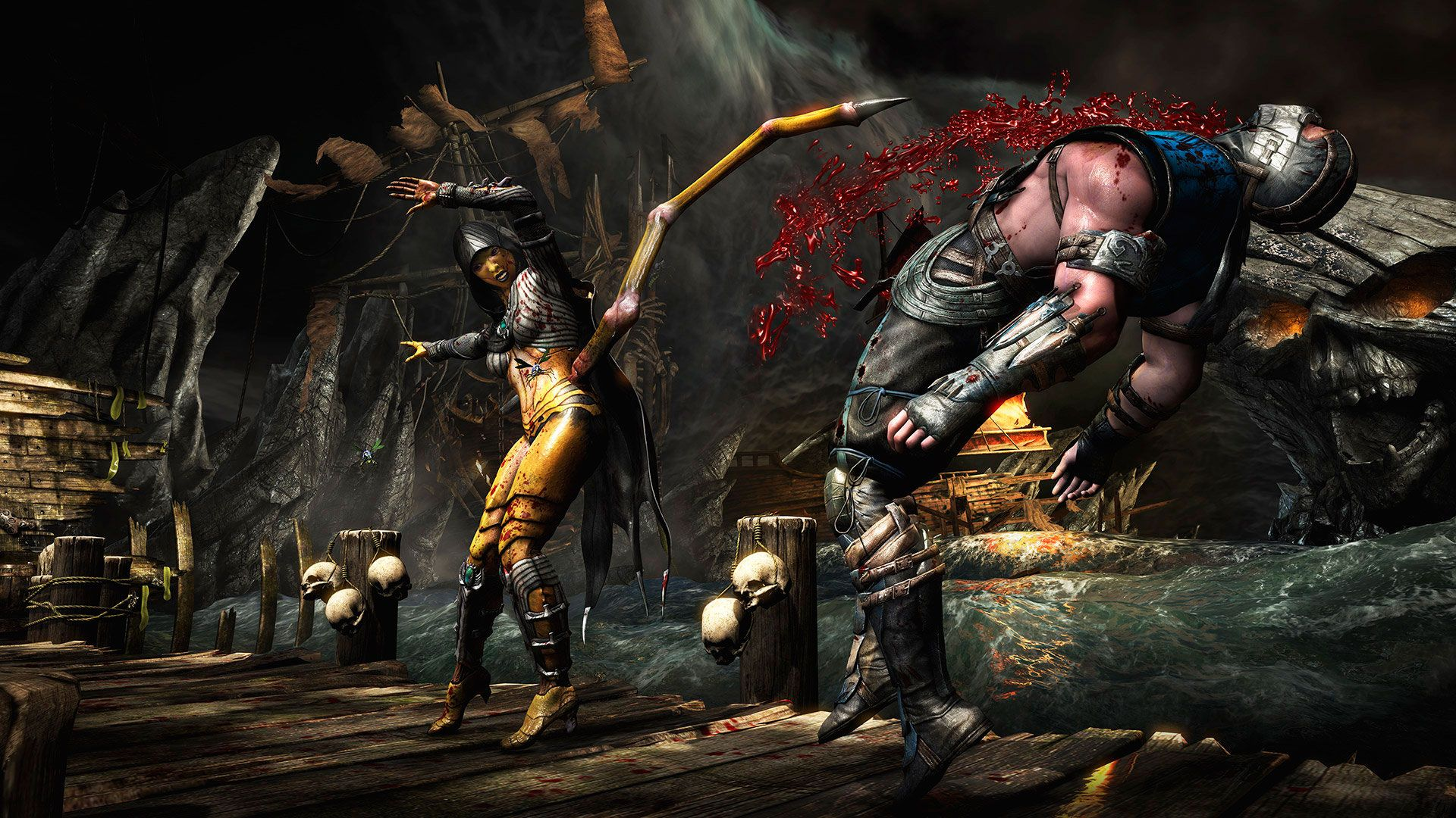 Mortal Kombat XL изображение 8