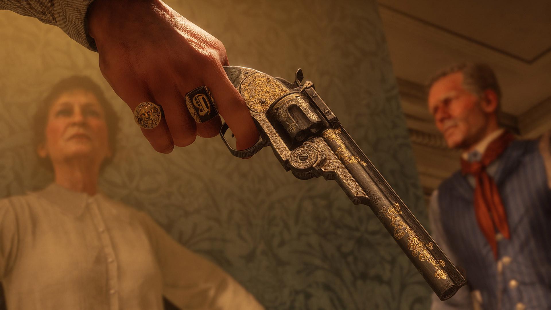 Red Dead Redemption 2 изображение 2