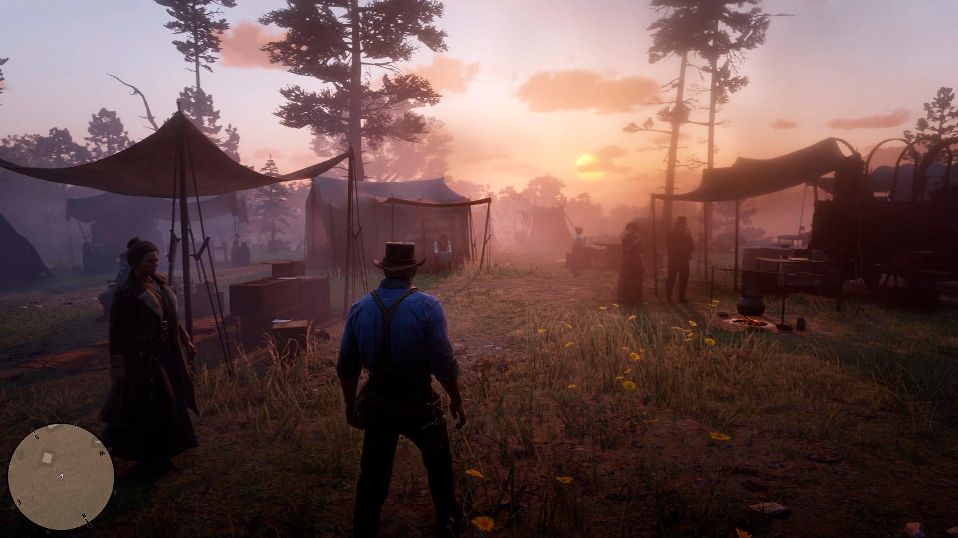 Red Dead Redemption 2 изображение 3