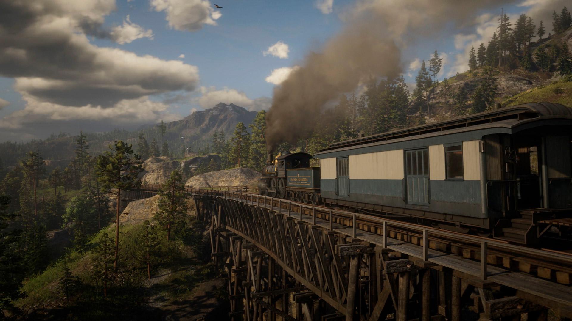 Red Dead Redemption 2 изображение 4
