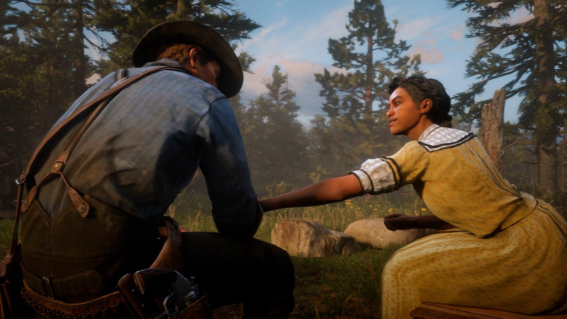 Red Dead Redemption 2 изображение 5