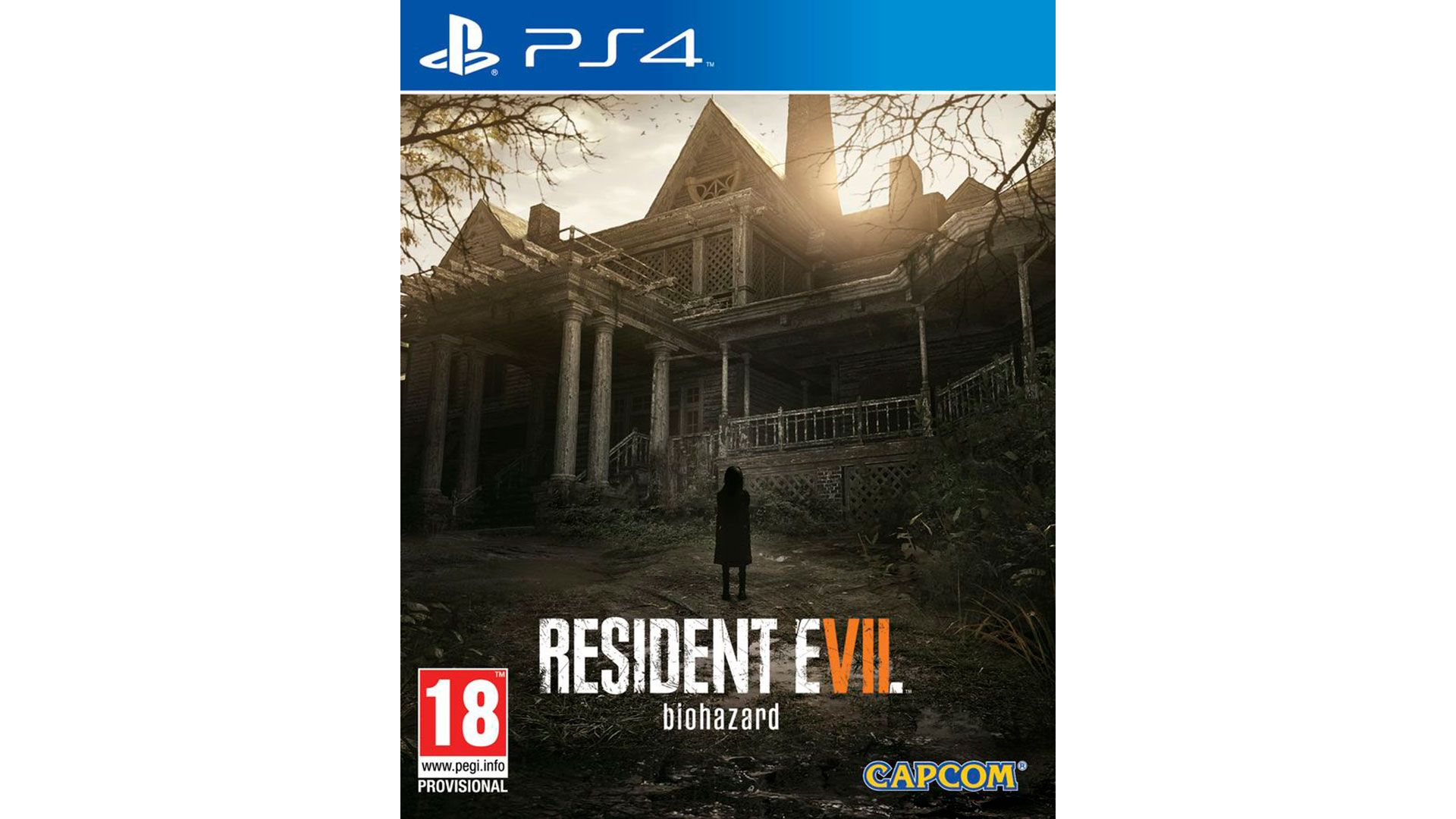 Resident Evil 7: Biohazard игра на PlayStation VR [PS4E7VR]
