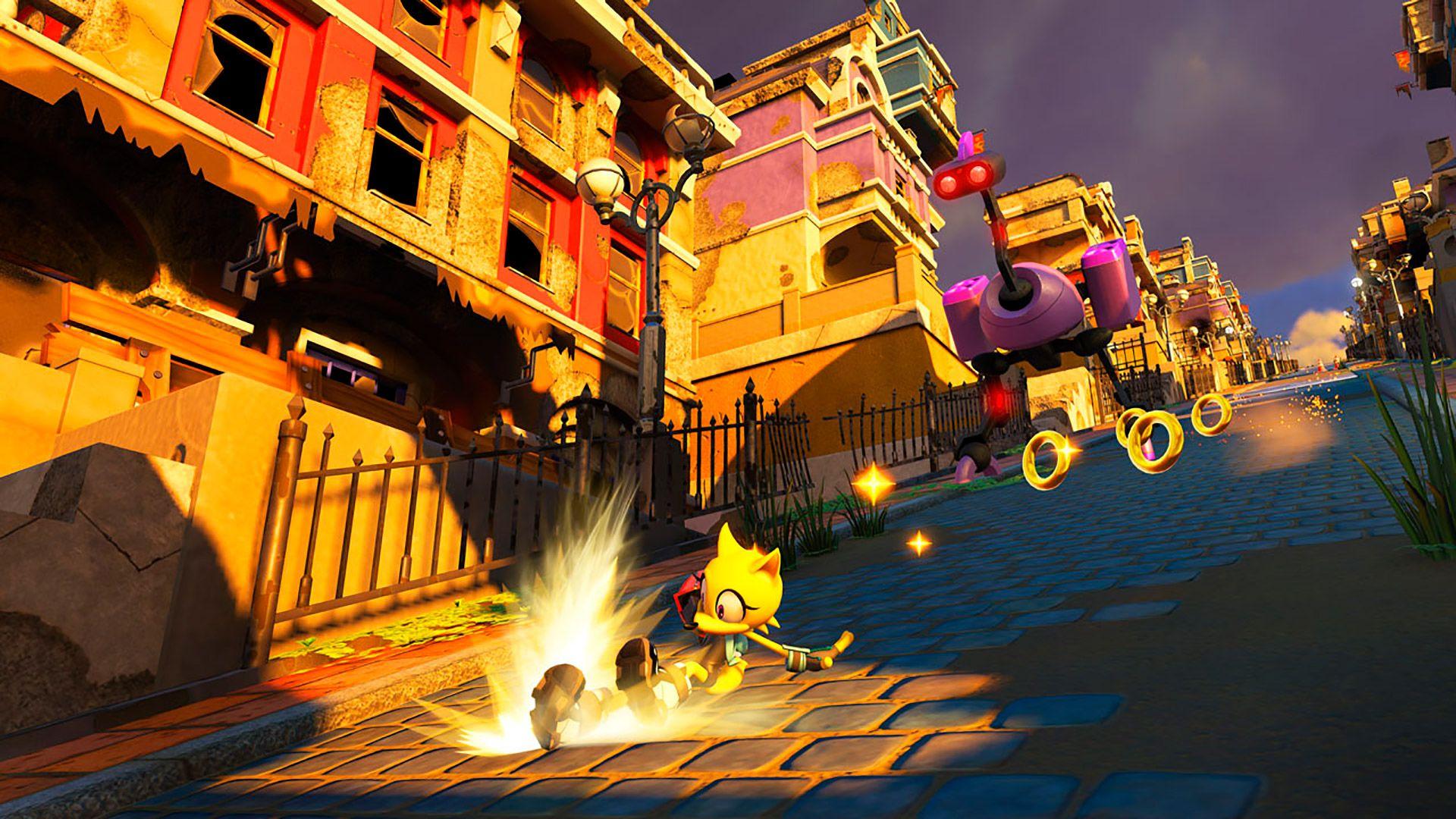 Sonic Forces изображение 0