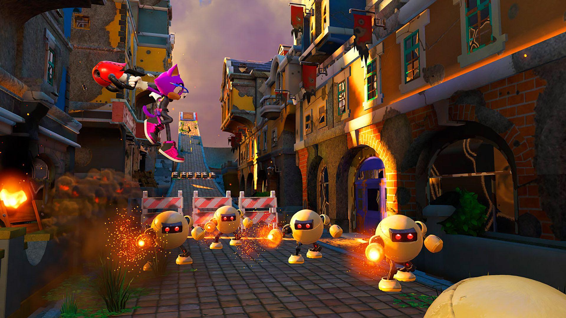 Sonic Forces изображение 2