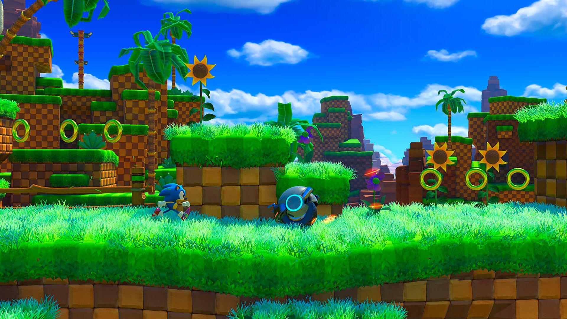 Sonic Forces изображение 5