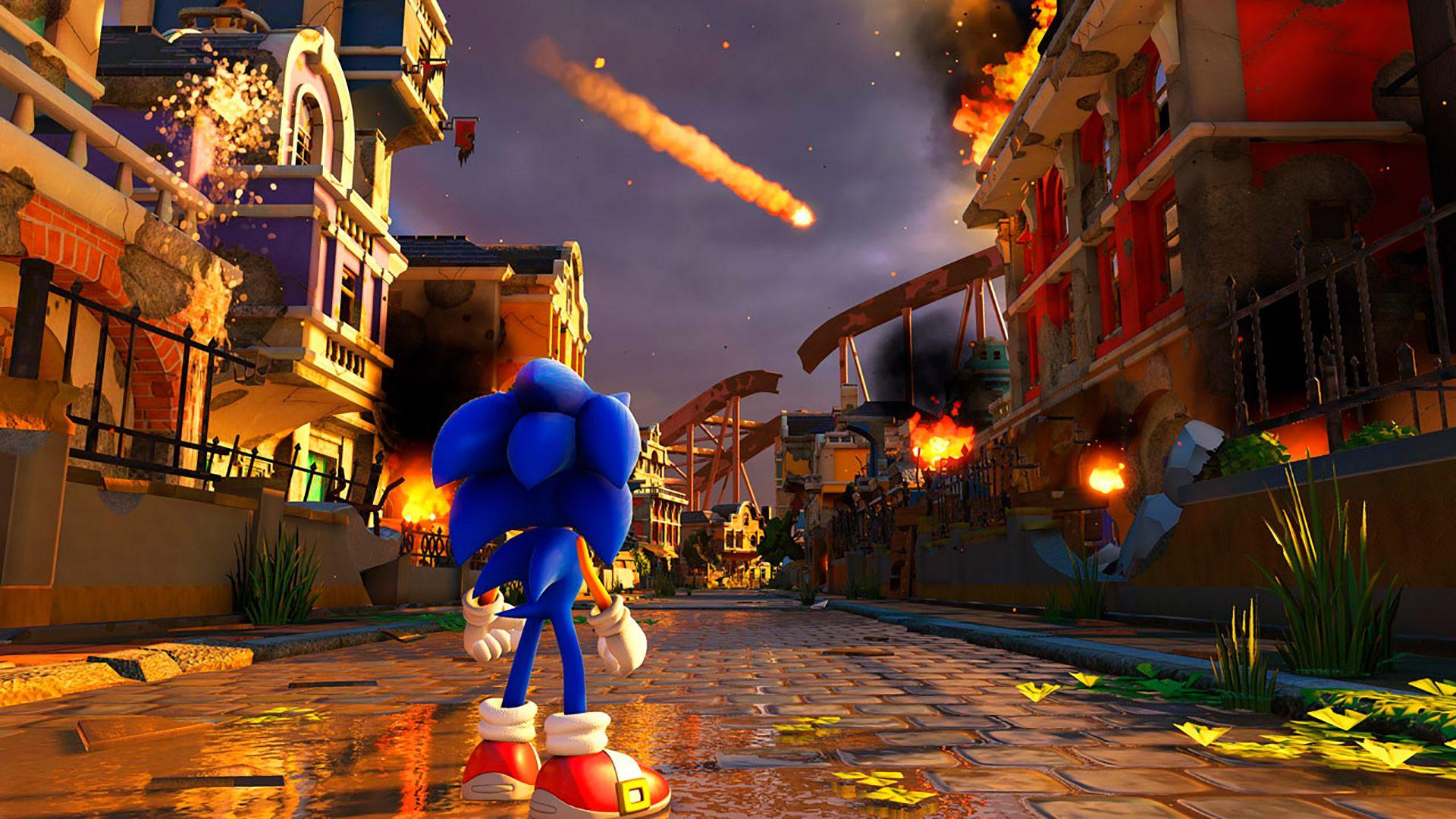 Sonic Forces изображение 6