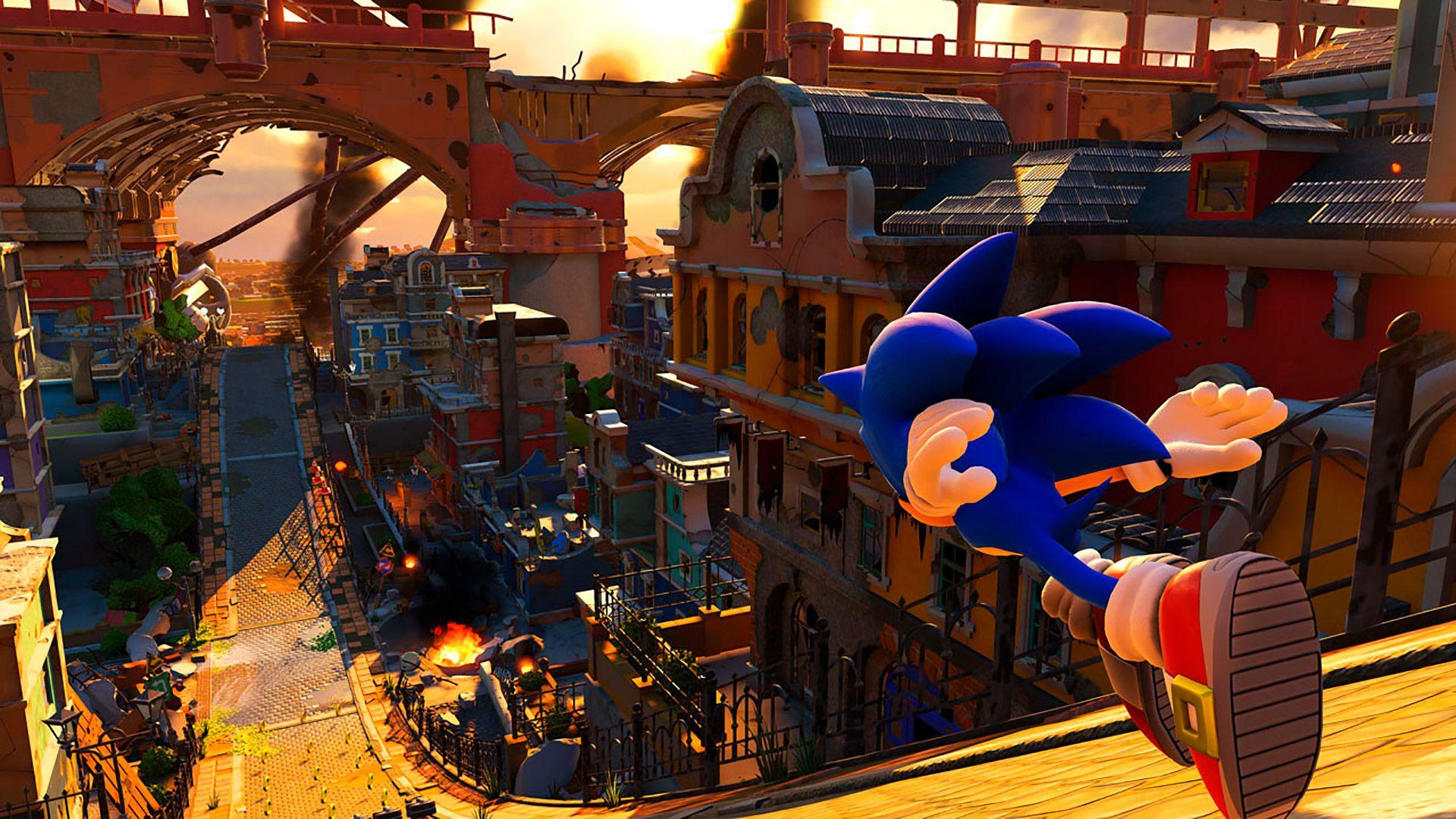 Sonic Forces изображение 7