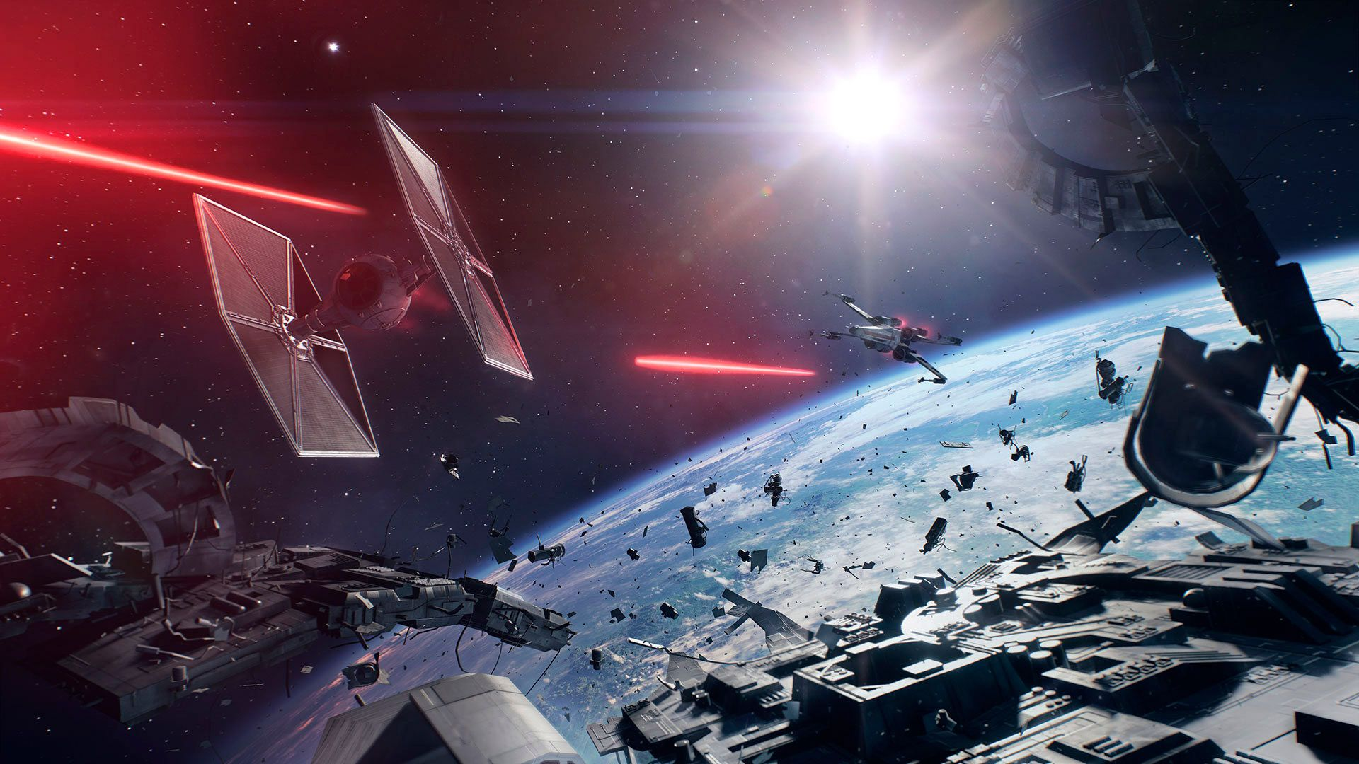 Star Wars Battlefront II изображение 1