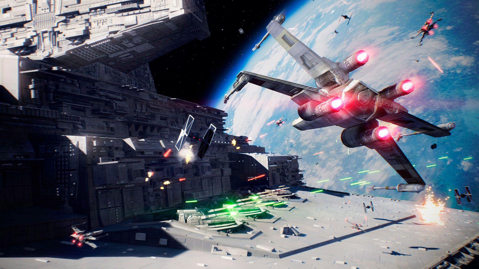 Star Wars Battlefront II изображение 2