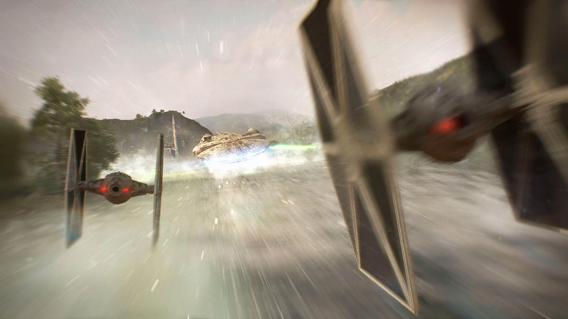 Star Wars Battlefront II изображение 4