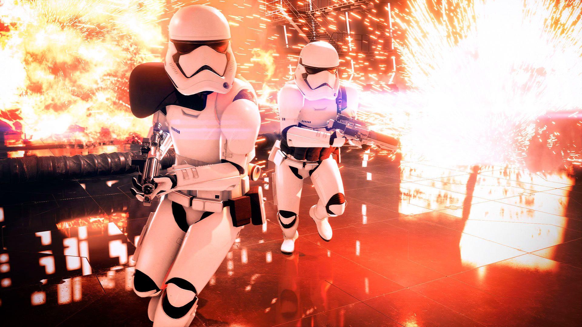 Star Wars Battlefront II изображение 5