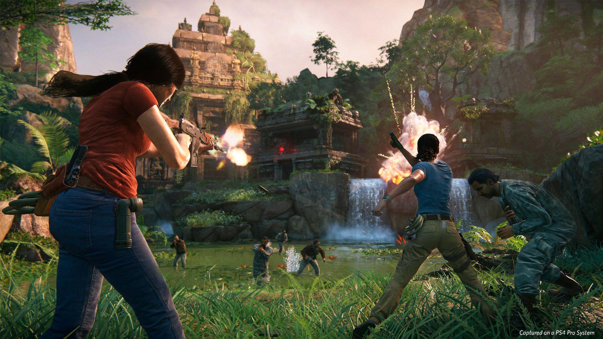 Uncharted: Утраченное наследие изображение 0