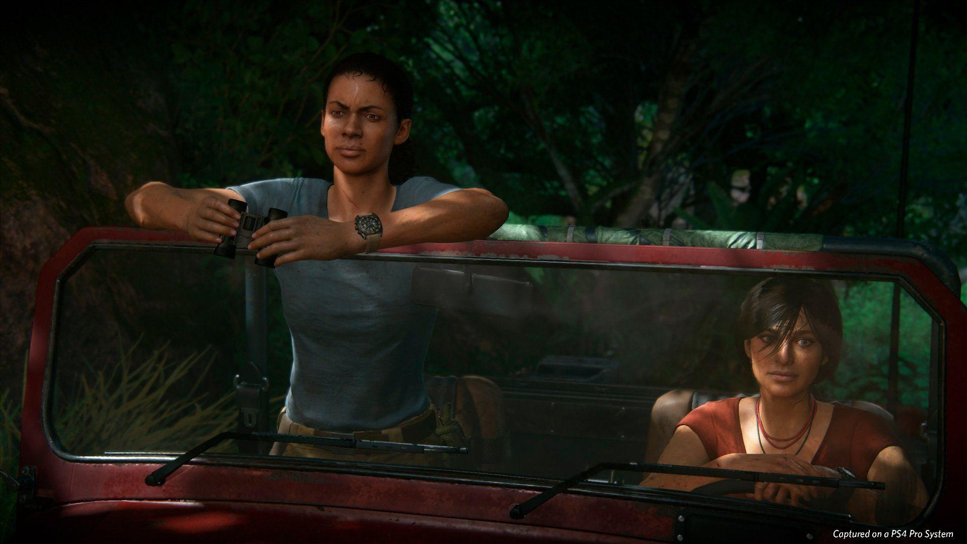 Uncharted: Утраченное наследие изображение 1