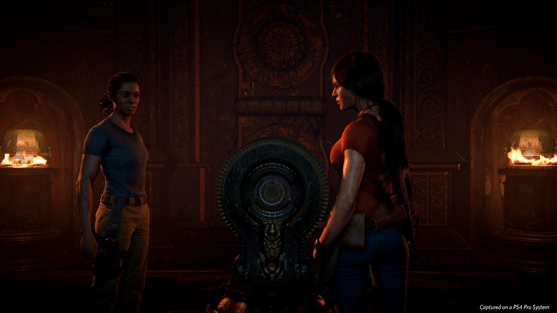 Uncharted: Утраченное наследие изображение 2