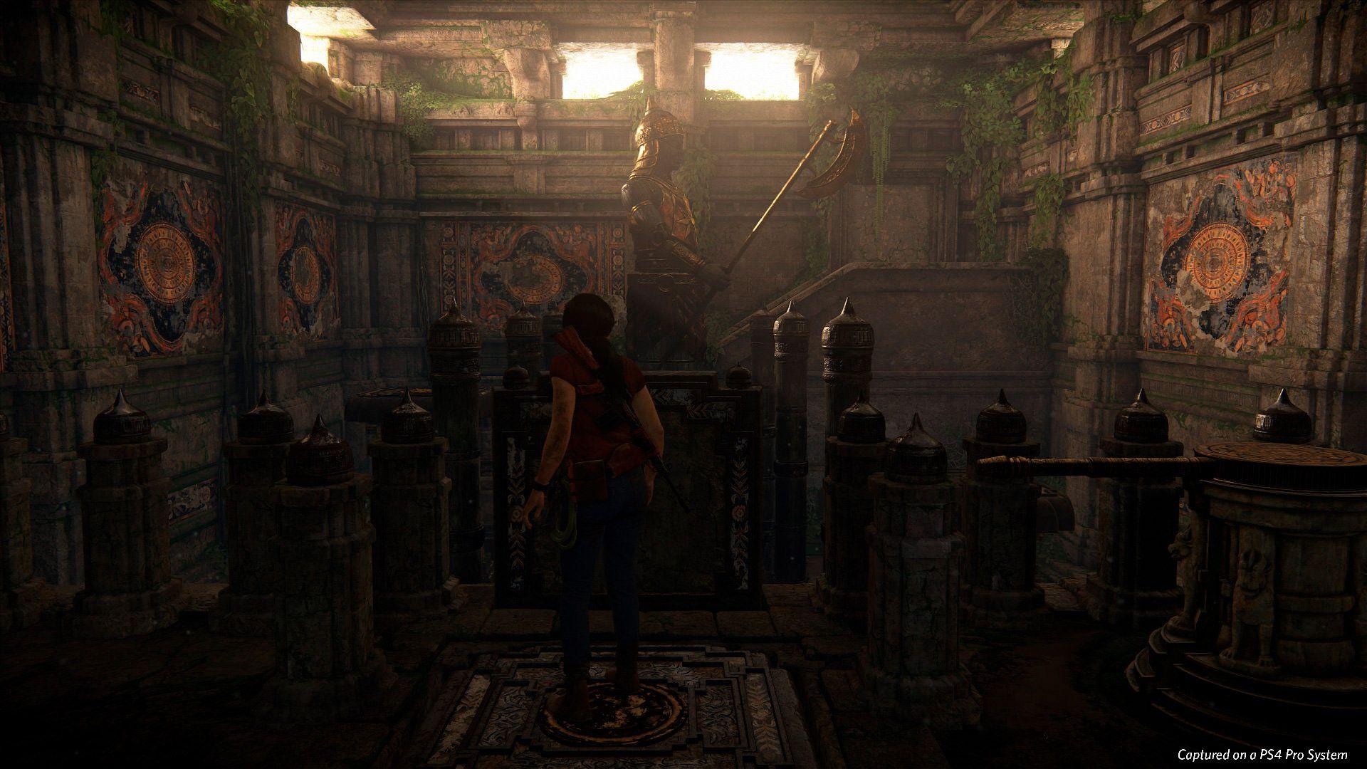 Uncharted: Утраченное наследие изображение 3