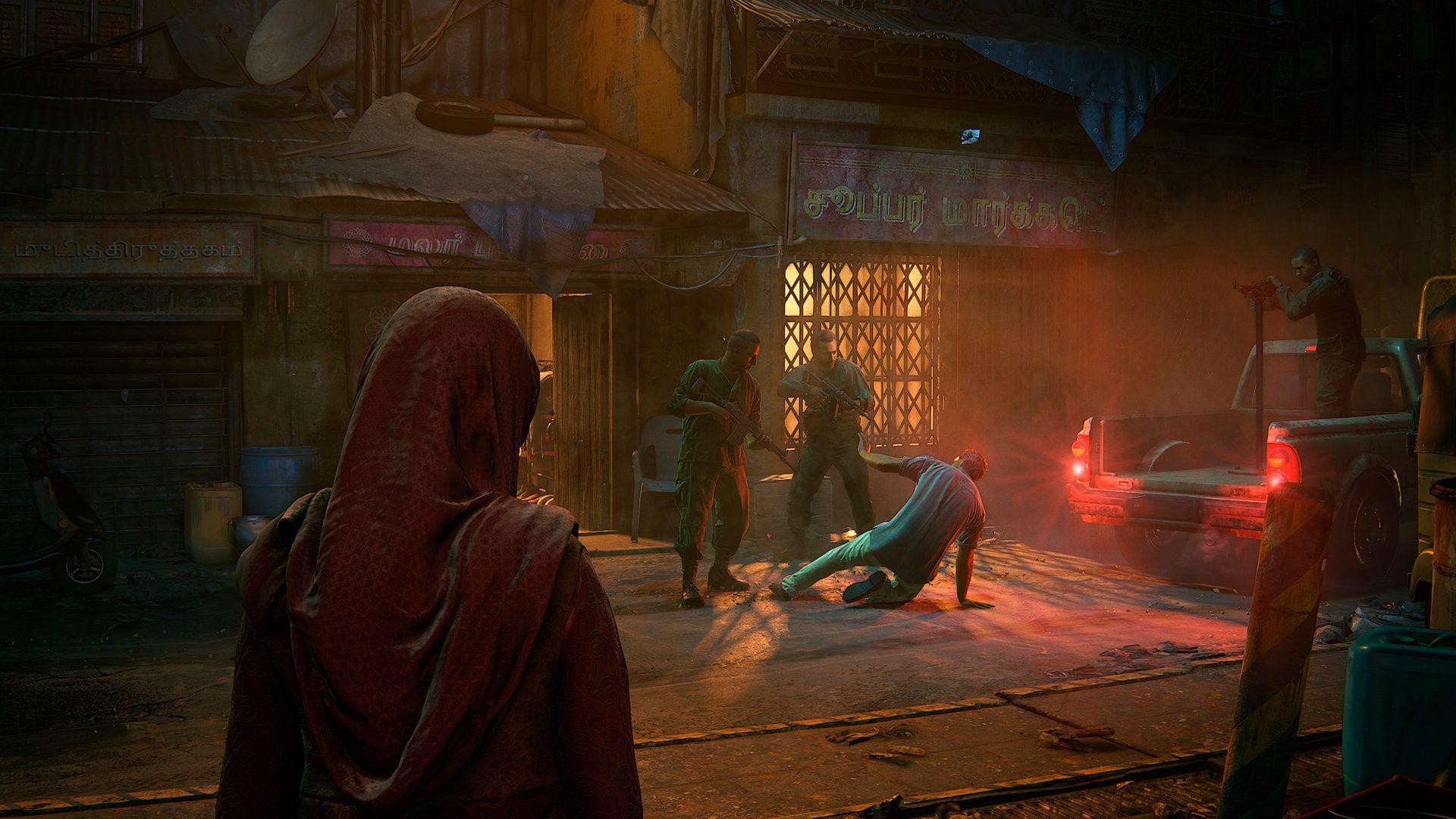 Uncharted: Утраченное наследие изображение 7