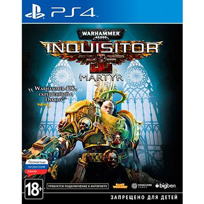Warhammer 40000: Inquisitor - Martyr