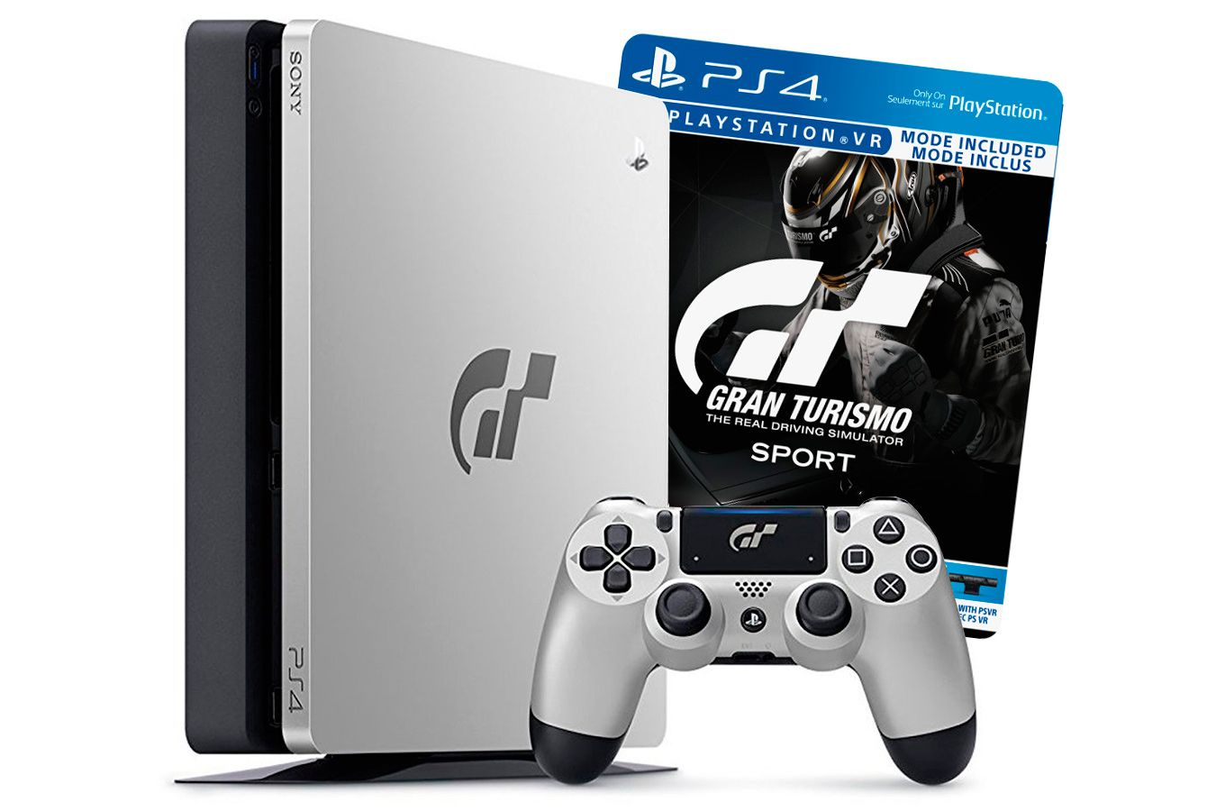 PlayStation 4 Slim 1Tb Limited edition Gran Turismo Sport [PS4S1LGTS]