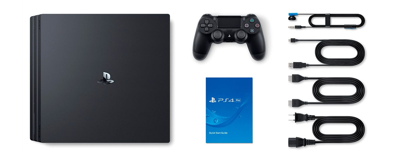 PlayStation 4 Pro изображение 3