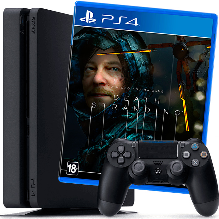 PS4 1Tb Death Stranding