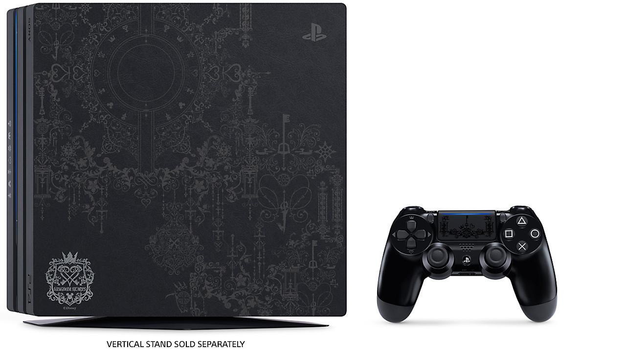 PS4 Pro Kingdom Hearts III изображение 0
