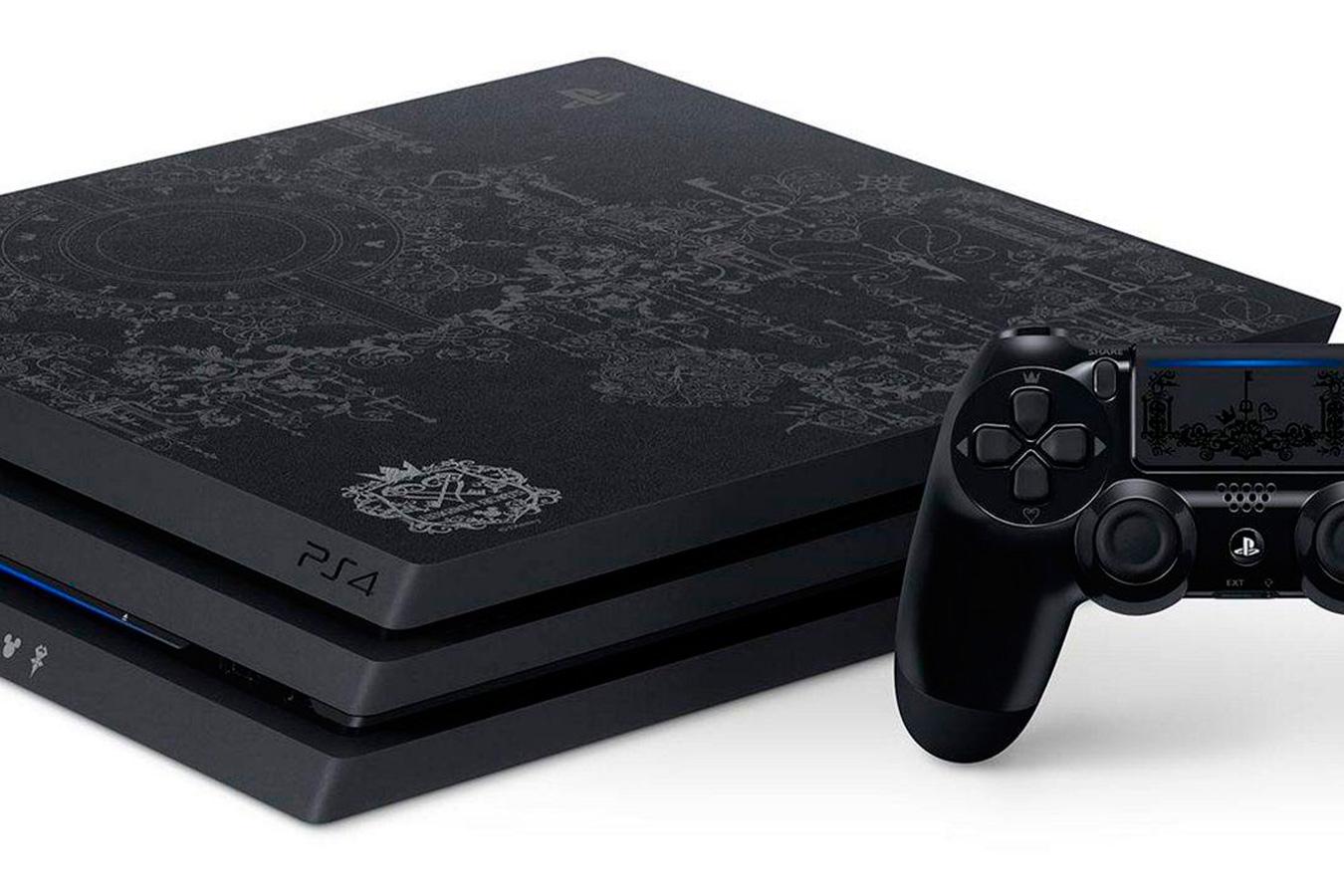 PS4 Pro Kingdom Hearts III изображение 1
