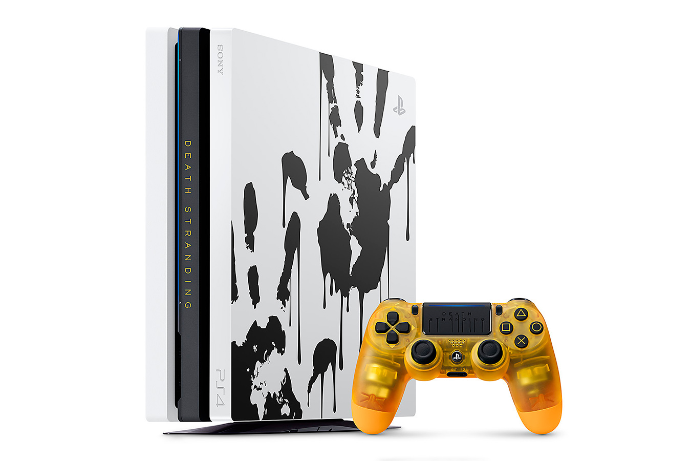 PlayStation 4 Pro Death Stranding Limited Edition bundle [PS4P1DSL]