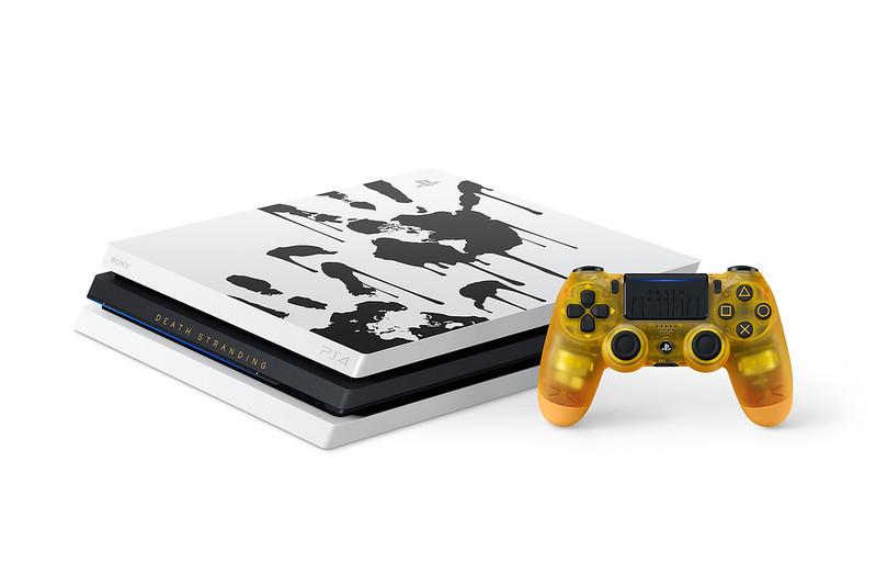PS4 Pro Death Stranding изображение 0