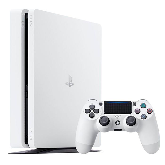 PS4 500Gb Белая