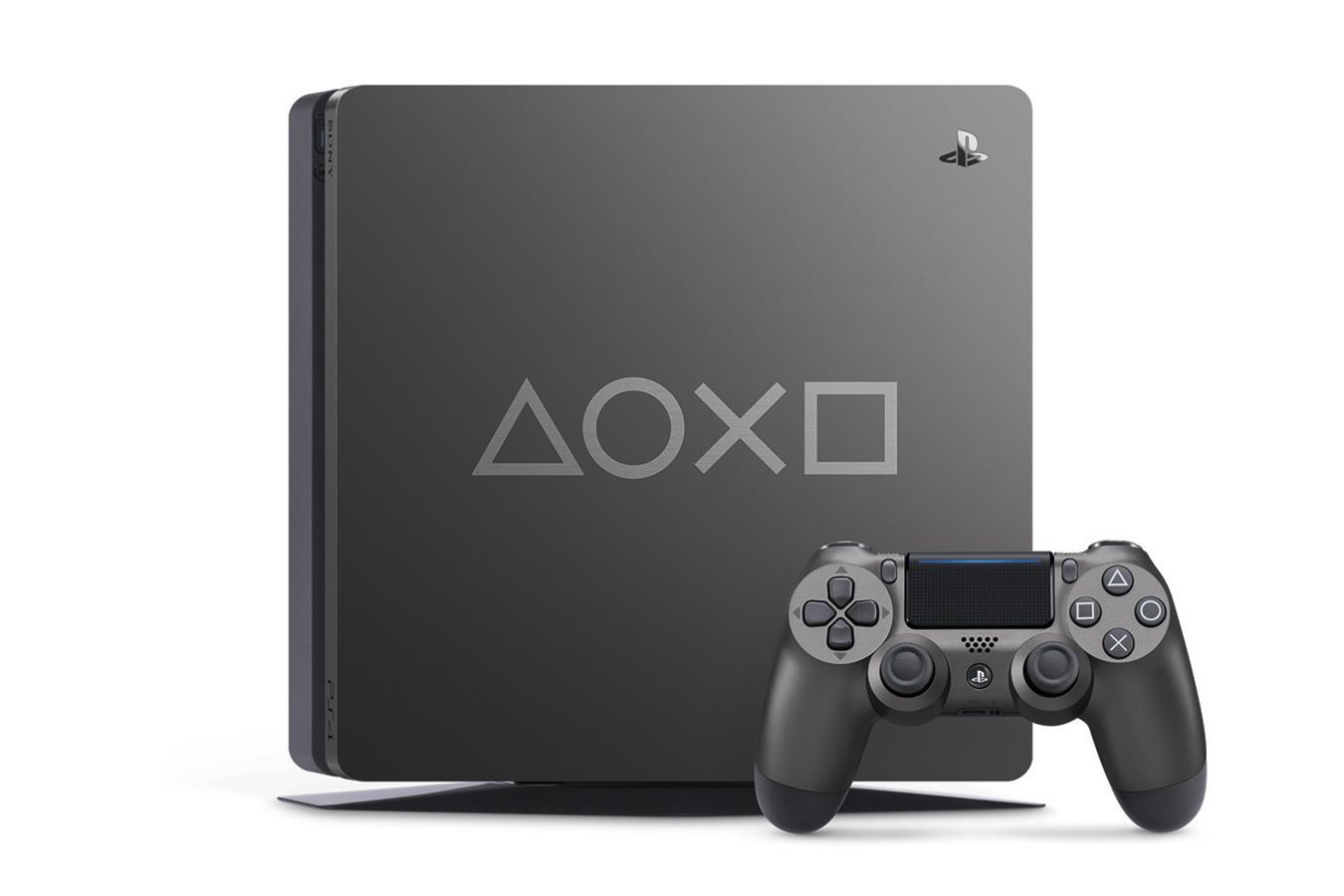 PlayStation 4 Slim 1Tb Время играть 2019, ограниченная серия [PS4S1VI]