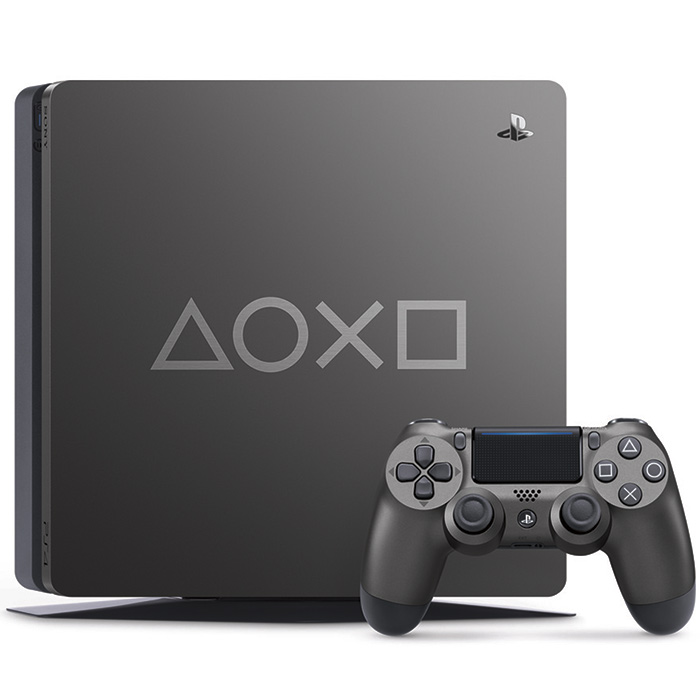 PlayStation 4 Время играть