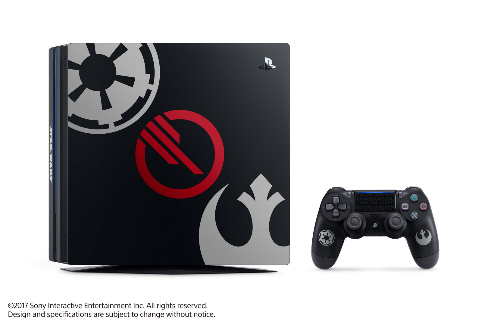 PS4 Pro Limited Edition STAR WARS изображение 0