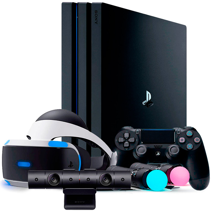 PS4 Pro VR Launch Bundle