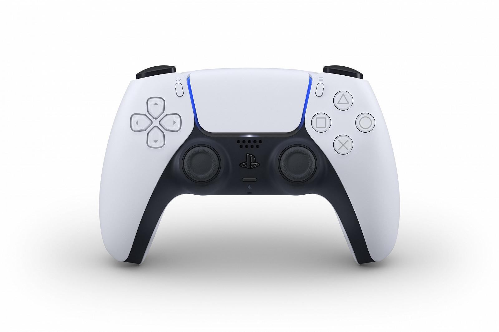 DualSense белый геймпад для PlayStation 5 [PS5ADSZW]
