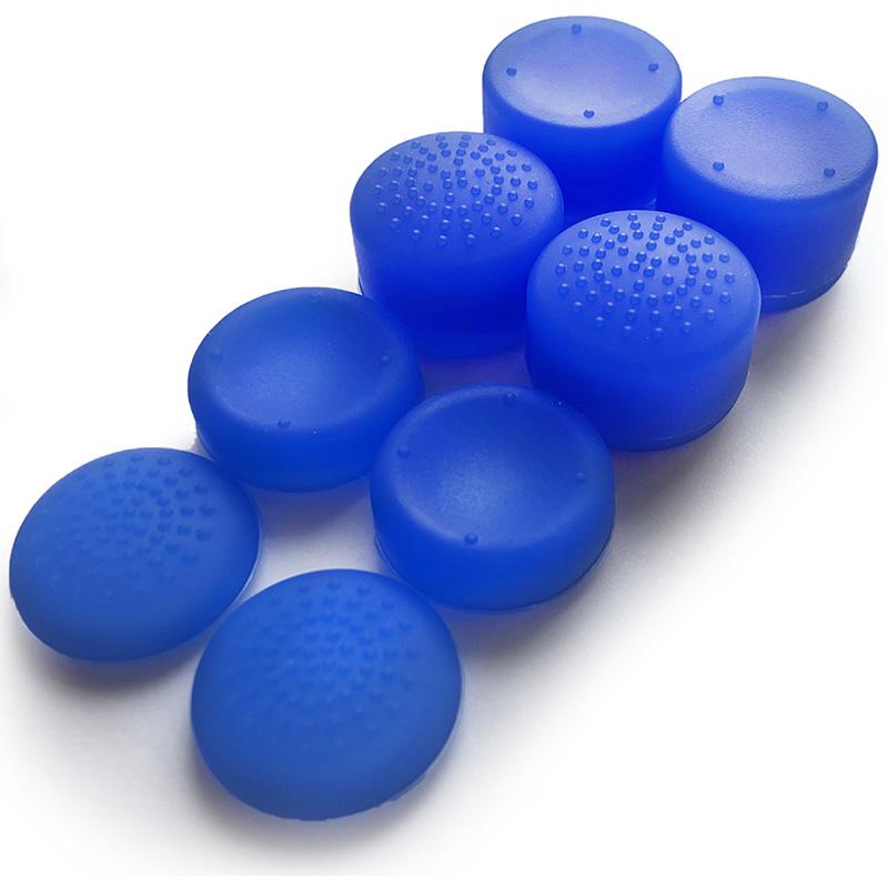 Набор синих накладок