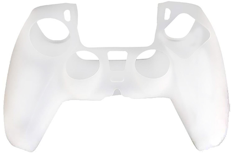 Белый силиконовый чехол для джойстиков DualSence [PS5ADSSCW]