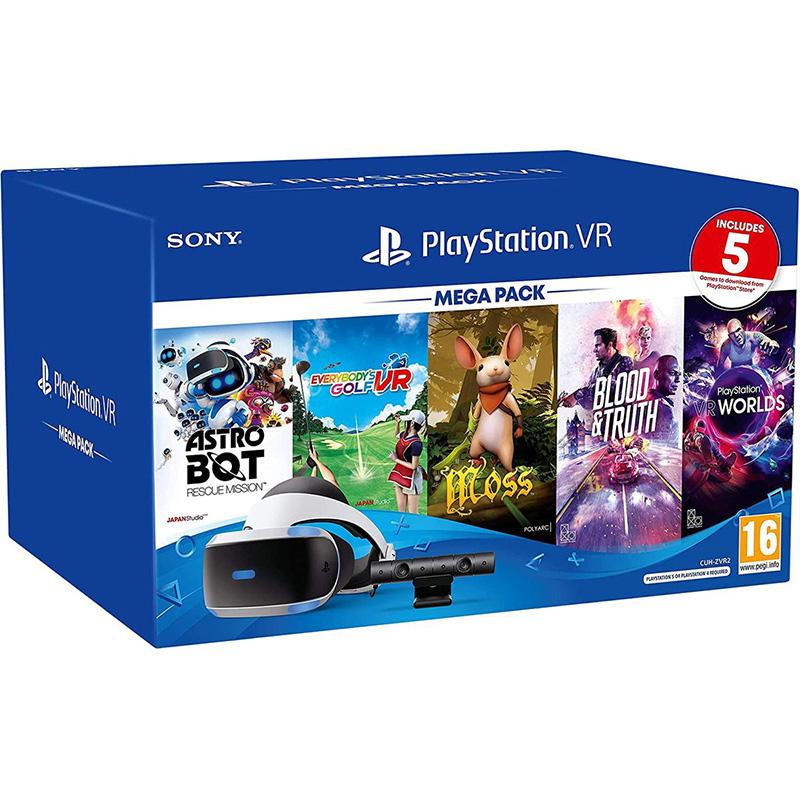 PS5 VR Mega Pack