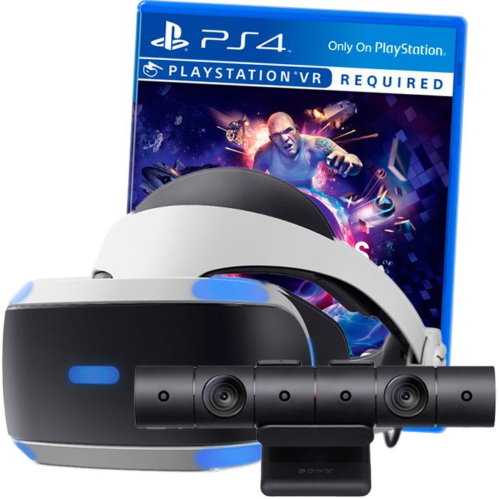 Шлем PlayStation VR стартовый набор для PS5 [PS5ASPVR]