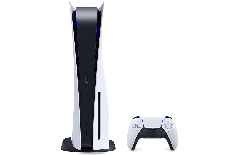 PlayStation 5 белая игровая приставка [PS5P1Z]