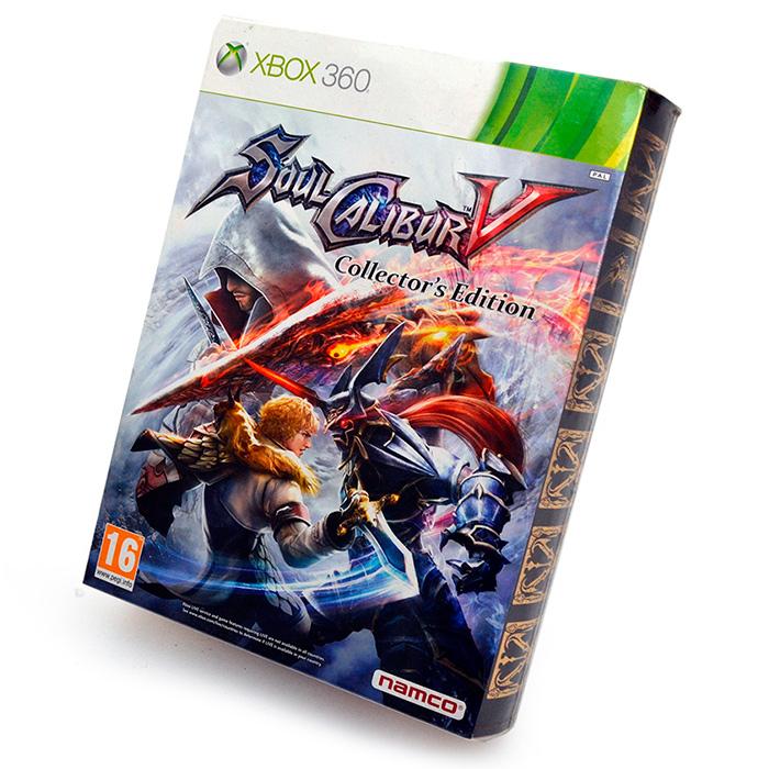 Soulcalibur V Limited Edition