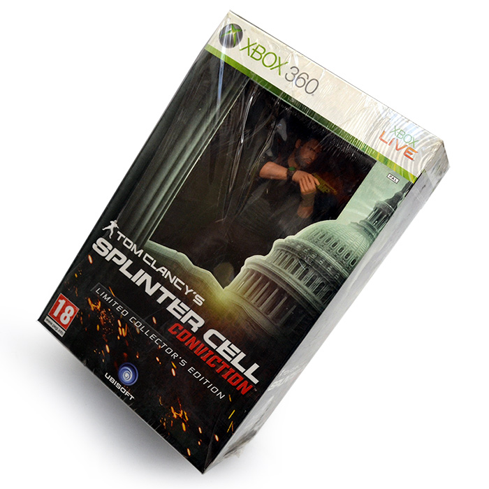 Splinter Cell: Conviction Limited