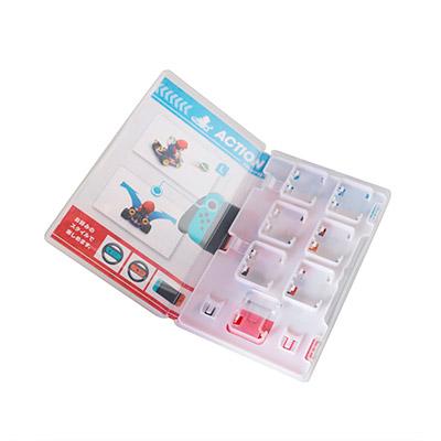 держатель dobe для картриджей nintendo switch, expansion card slot [tns-856]