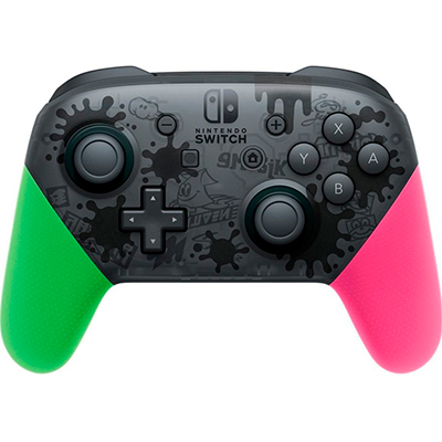 Геймпад Nintendo Switch Pro Splatoon 2