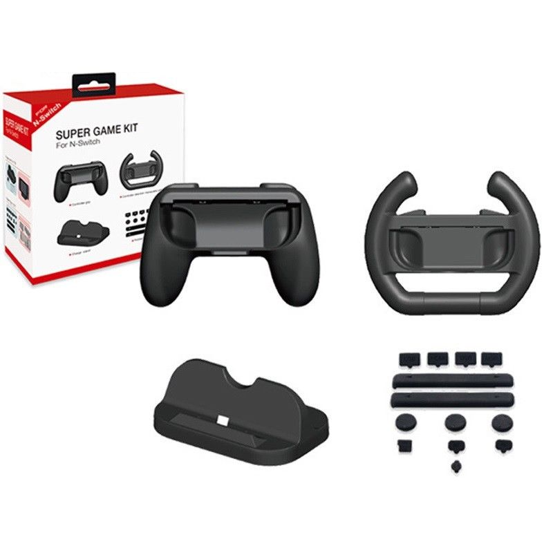 Набор Super Game Kit для Nintendo Switch DOBE TNS-876